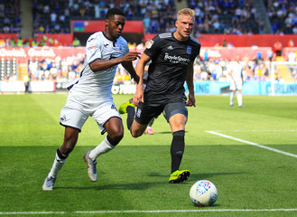 2019 Championship Football Swansea v Birmingham Aug 25th
