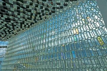 Distinctive Windows in ath Public Concert Hall