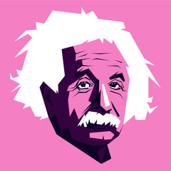 legend face einstein