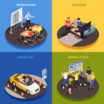 Driving Course Design Concept