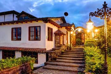 Hosteria Andaluza, Ecuador