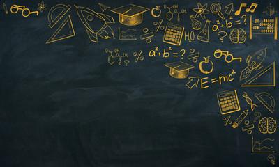 Complex education sketch