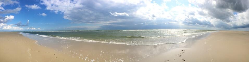 Nordseeküste, Strand beim Wittdün, Insel Amrum