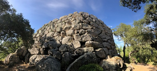 Nuraghe - Sardegna