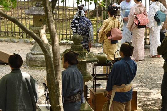 江戸時代の町人