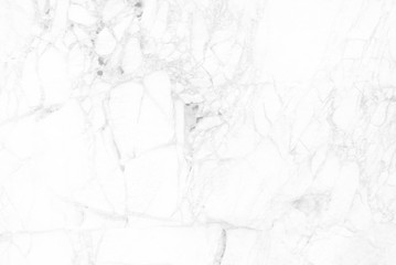 White Marble Wall Texture Background in High Resolution.