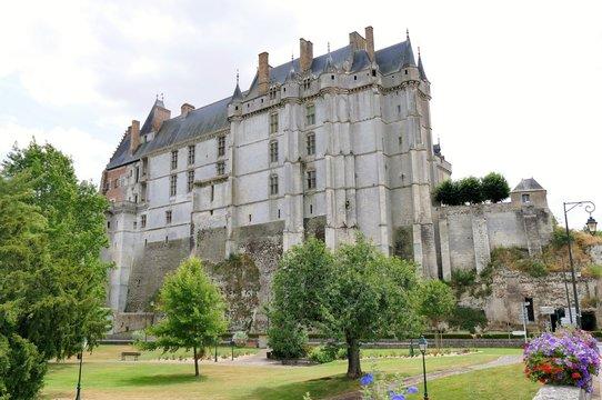 Château de Châteaudun, Eure-et-Loir, France