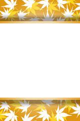 #Background #wallpaper #Vector #Illustration #design #image #Japan #china #Asia #free_size #背景 #壁紙 #ベクター #イラスト #デザイン #無料 #無料素材 #バックグラウンド #フリー素材 #イメージ #和風素材 #日本 秋のイメージ,紅葉,落葉,もみじ,椛,コピースペース,無料,宣伝広告用ポスター