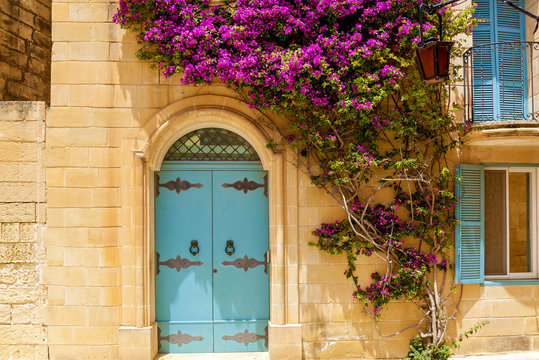 Mdina Malta.Sights of the island of Malta
