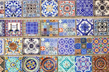 Azulejo portugal mosaic tile