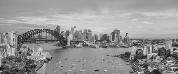 Fotomurales - Downtown Sydney skyline in Australia