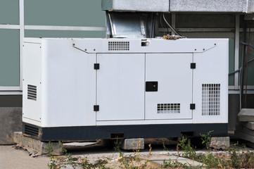 Mobil electric generator
