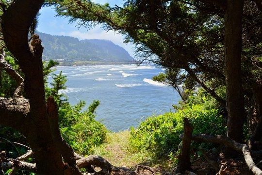 Yachats Oregon Pacific Northwest PNW Coast Landscape