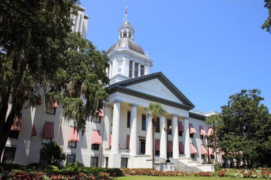 Florida Capitol, Tallahassee, FL, USA