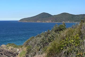 Wall Mural - Australian Coastline Cape Hawke