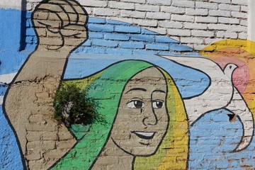 Fototapeta Street art obraz