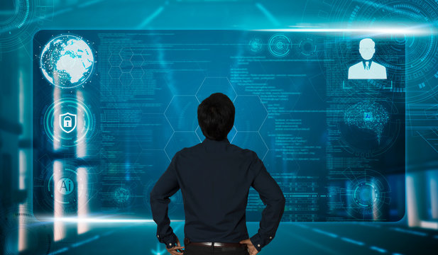 Data analysts are reviewing data through the most modern systems at the moment.