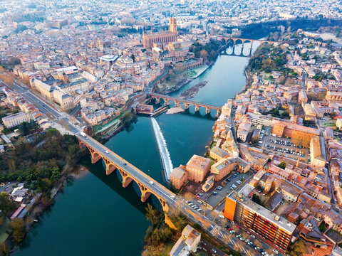 City of Albi, France