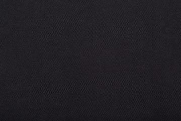 Black fabric cloth texture background.