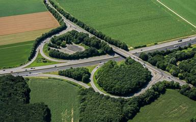 Autobahnabfahrt Viersen-Süchteln, Autobahn A61