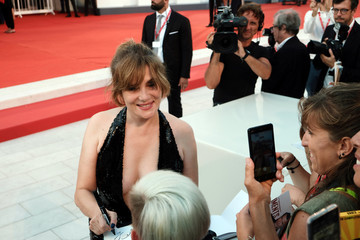 """76th Venice Film Festival - Screening of the film """"An Officer and a Spy"""" in competition - Red Carpet Arrivals"""