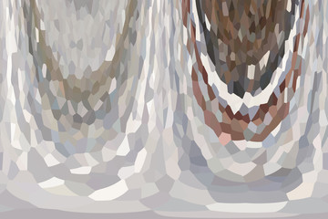 Background illustration nude shades of native colors and unusual pattern of abstract composition