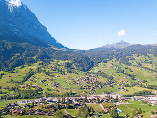 Wall Mural - Grindelwald