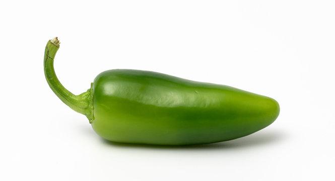 Fresh Green Jalapeno Pepper