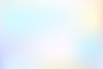 Colorful gradient pastel color background. Wall mural
