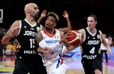FIBA World Cup - Dominican Republic v Jordan