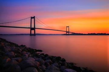 Den nye Lillebæltsbro - Denmark