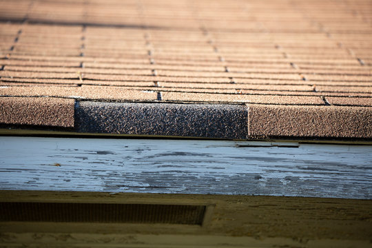 Missing Shingles From Roof