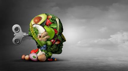 Vegan Diet And Mental Function