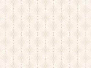 Cream Woven Textured Geometric Pattern Background