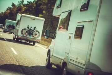 Camper Vans Traffic