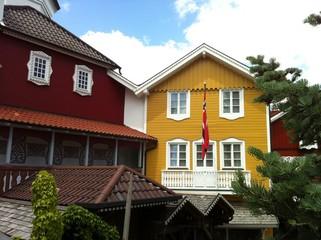 Schwedens Architektur