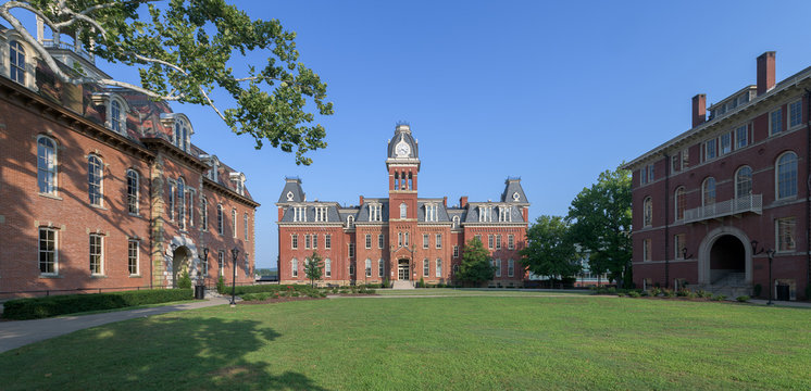 Woodburn Hall at West Virginia University