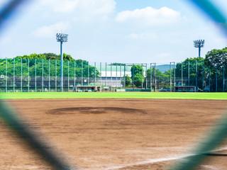 野球・野球場イメージ