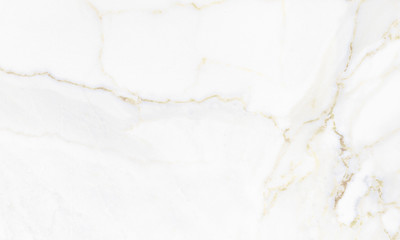 Calacatta marble with golden veins