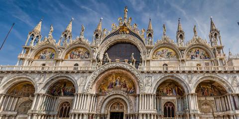Markusdom  Basilica di San Marco Markusplatz Vendig