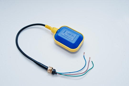 Aqua float switch sensor for water level controller.