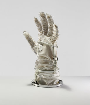 Astronaut gloves, space suit gloves