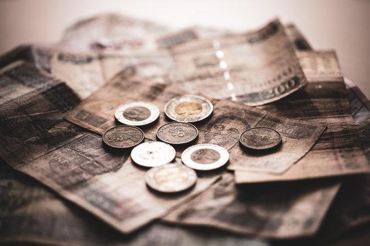 アフリカ諸国の紙幣とコイン