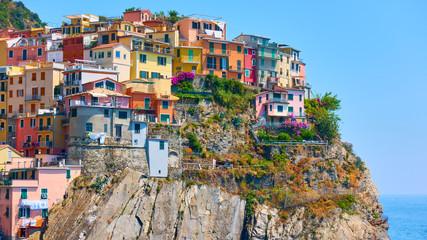 Manarola town in Cinque Terre