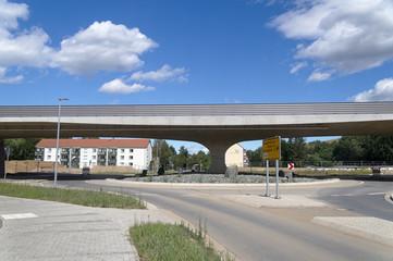 Brücke Bundesstraße B 172n in Pirna
