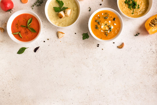 Soup Assortment