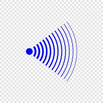 Sonar search sound