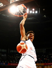 Basketball - FIBA World Cup - First Round - Group F - Greece v New Zealand