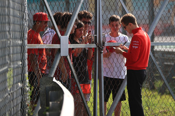 2019 Formula 1 Grand Prix of Monza Team Arrival Day Sep 5th
