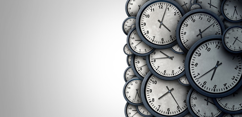 Time Background Abstract